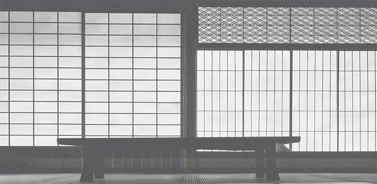 外光で和空間を演出する受け継がれてきた日本古来の伝統
